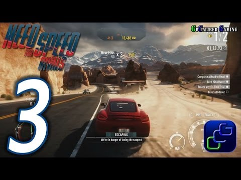 Need For Speed: Rivals Walkthrough - Part 3 - RACER Chapter 1: Ignition