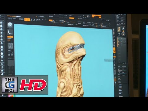 "**MATURE** CGI 3D Making of: ""Black Holes"" - by Noodles Studio"