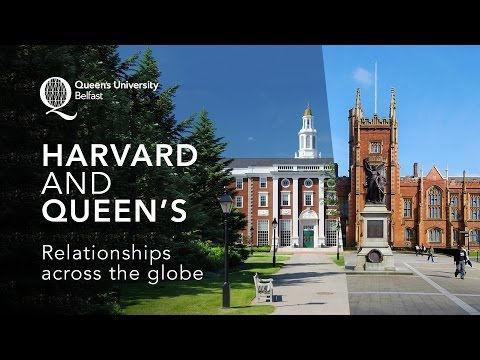 Harvard and Queen's – Partnerships across the globe