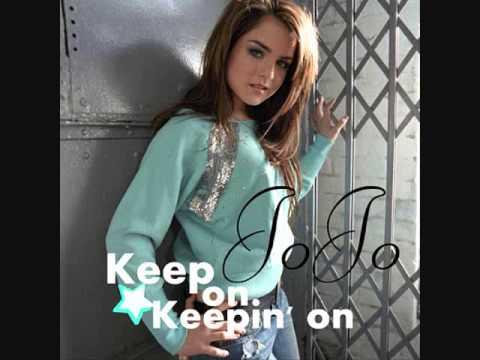 JoJo- Keep On Keepin' On (Lyrics)
