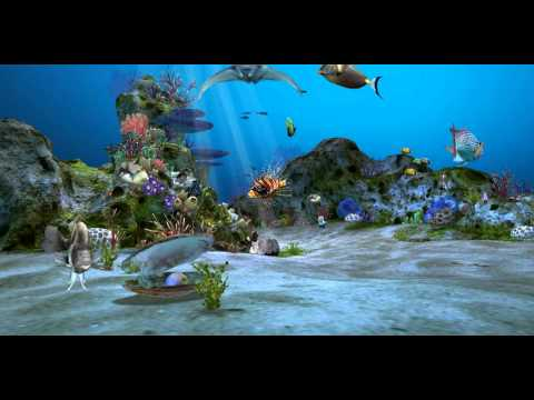 3d Parallax Weather Live Wallpaper 3d Aquarium Live Wallpaper Hd Apps On Google Play