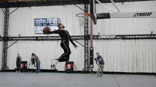 NBA 2K19: Ben Simmons in Motion Capture Studios