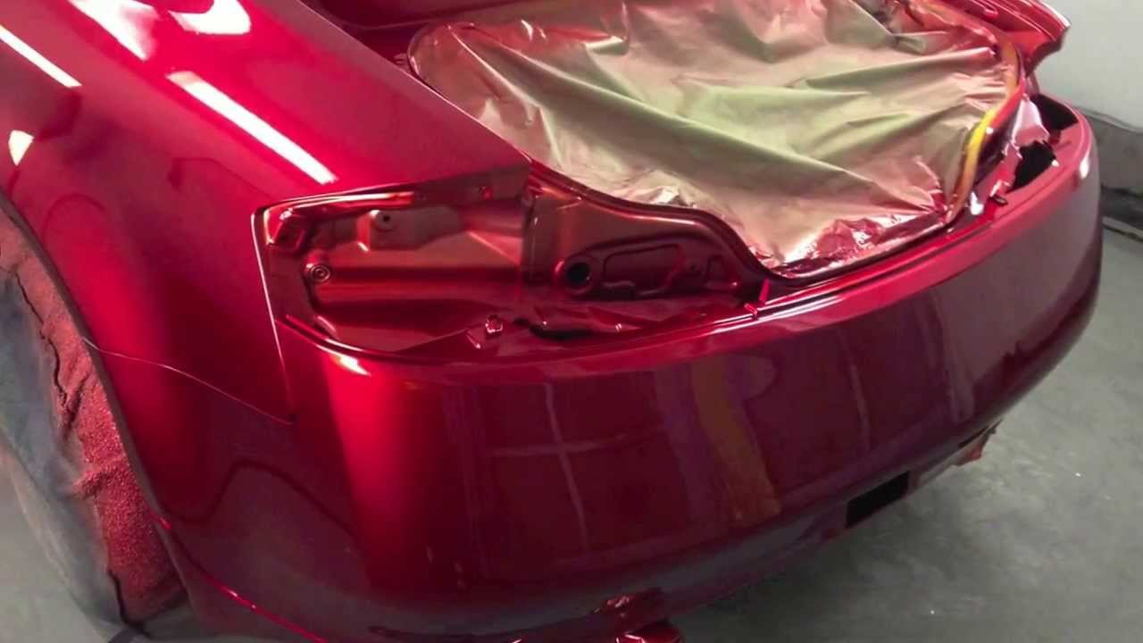 G35 Coupe Candy Apple Red Youtube