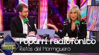 Julia Otero y Pablo Motos retransmiten La Macarena en la radio - El Hormiguero 3.0