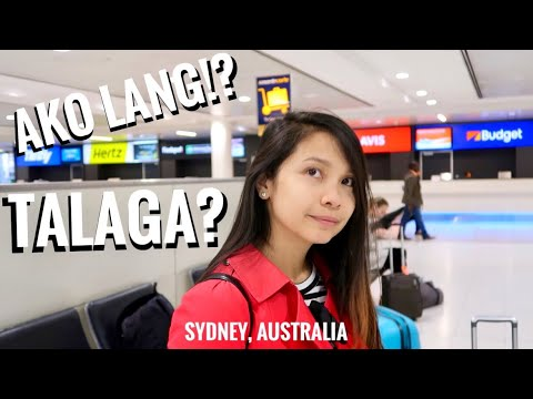 My First Time Seeing Sydney, Australia