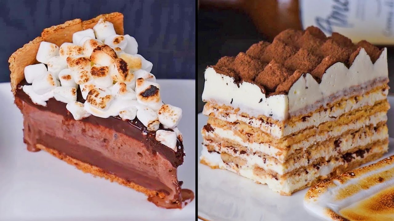 Want s'more tiramisu? Classic American dessert with an Italian Twist by So Yummy