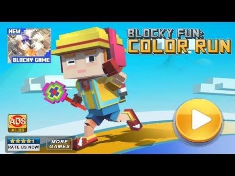 Blocky Fun: Color Run thumb