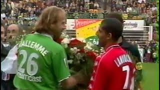 ASSE 3-1 Monaco - 34e et dernière journée de D1 1999-2000