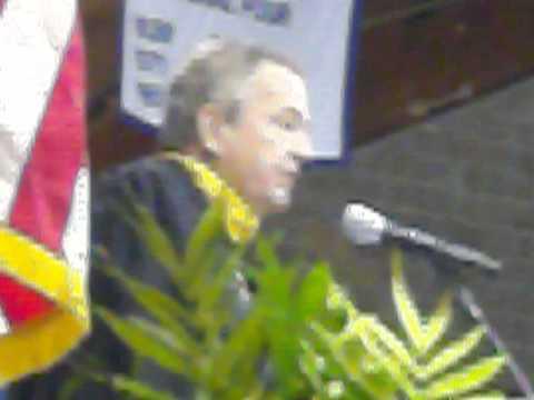 Monsignor Bonner High School Graduation 2012 (June 8, 2012) (Mr. Donohoue's Retirement Speech)