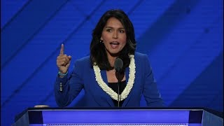Rep. Tulsi Gabbard on Donna Brazile