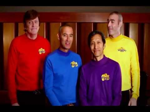 Greg Page Returns to The Wiggles!