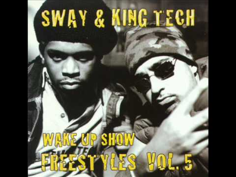 Sway & King Tech Wake Up Show Freestyles Vol.5 mp3