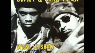 Sway & King Tech Wake Up Show Freestyles Vol.5