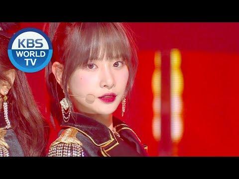 WJSN(우주소녀) - La La Love [Music Bank / 2019.01.18]