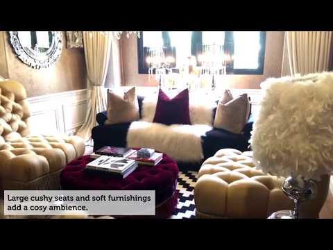 House Tour: A Classical-style HDB Executive Maisonette
