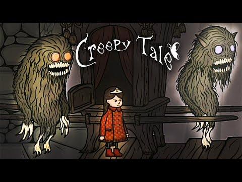 Видео: ЗЛЮЩЕЕ ЗЛО ► Creepy Tale #2
