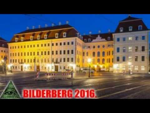 The Bilderberg Meeting 2016 In Dresden, Germany Begins June 9th