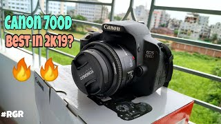 Canon 700d Bangla Review | Isn't It Best in 2019??