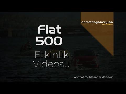 Fiat 500 Lansman videosu