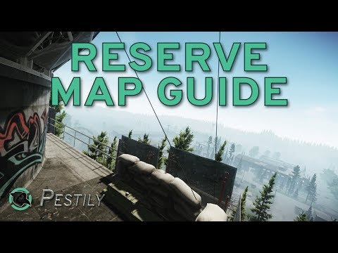 Reserve Map Guide - New Players Guide - Escape from Tarkov