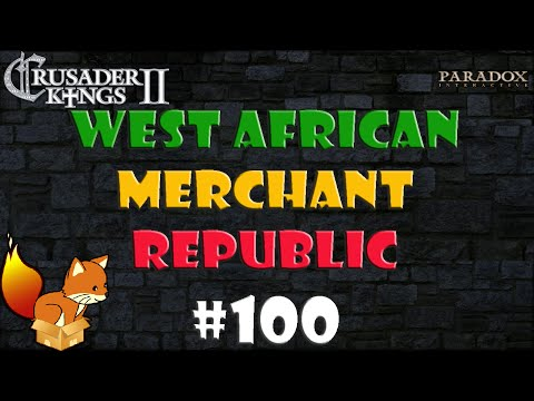 Crusader Kings 2 West African Merchant Republic #100
