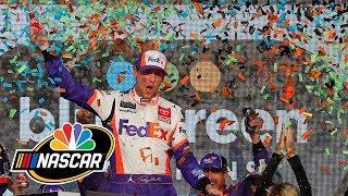 Denny Hamlin reflects on long journey to Championship 4 | Motorsports on NBC