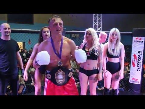 Sabastian Zebrowski V Danny Nash (Welterweight Title Fight) Full Force MMA