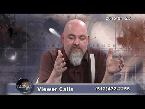 Atheist Experience #902: Viewer Calls
