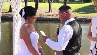 Wedding Film of Glen and Kristi Hill - 25/04/2014 Thumbnail