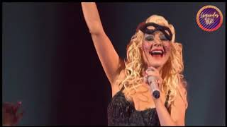 Christina Aguilera Nasty Naughty Boy (Live B2B) (Legendado)