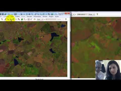 Como importar e registrar imagem de satélite no Spring - passo a passo