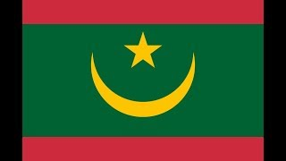 History of the Mauritanian Flag