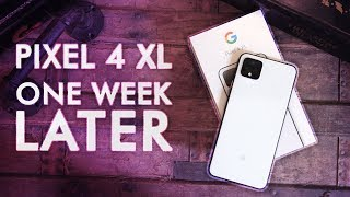 Google Pixel 4 XL Review - One Week Later...