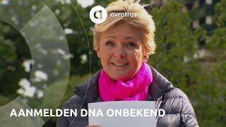 Caroline Tensen zoekt deelnemers DNA Onbekend