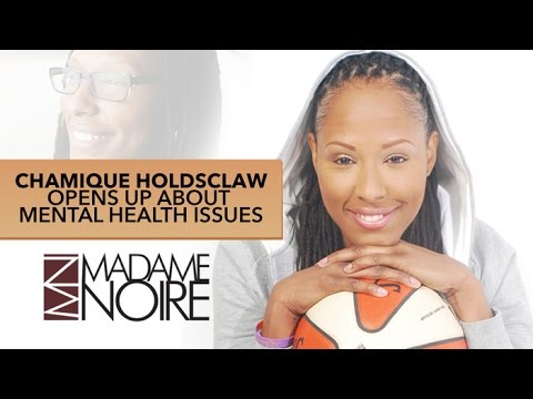 Chamique Holdsclaw Opens Up About Basketball & Mental Health