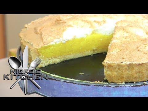 Lemon Meringue Pie - Video Recipe