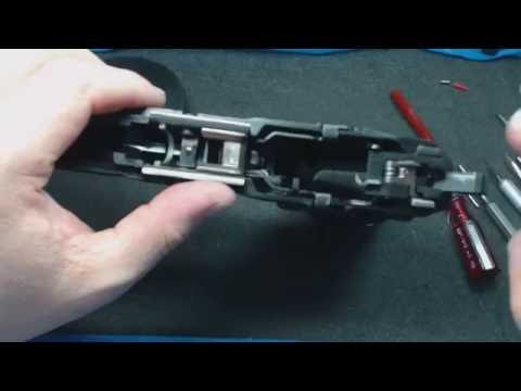 FNX45 Complete disassembly and reassembly
