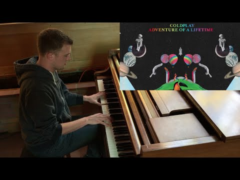 Coldplay's Greatest Hits - Seamless Piano Medley