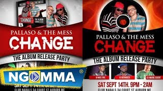 NEW Pallaso & The Mess - My Girl (On Change album)