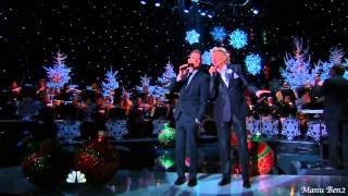 Michael Bublé & Rod Stewart  -  Winter wonderland (2012)