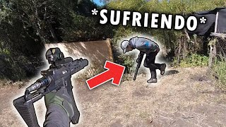 Le disparo MUCHO a mi hermano‼ 😨 ▬ Venganza 😡 ▬ Airsoft Gameplay