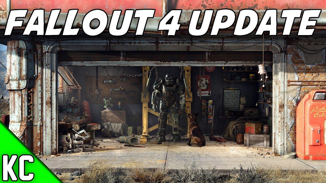 fallout 4 latest patch
