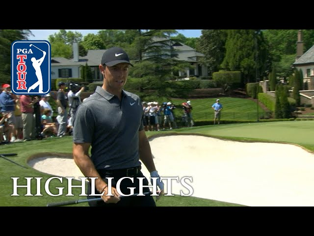 Rory McIlroy's Highlights | Round 1 | Wells Fargo