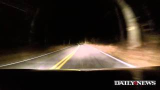 A haunted ride along Clinton Road