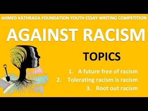 essay on racism in south africa