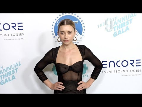 Olesya Rulin 9th Annual Thirst Gala Event