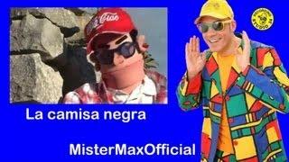 Mister Max - La camisa negra