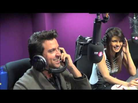 Priyanka & Hrithik react to 'I Only Want Krrish In My City'