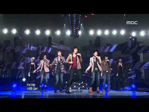 SS501  Love Like This, 더블에스오공일  러브 라이크 디스, Music Core 20091107