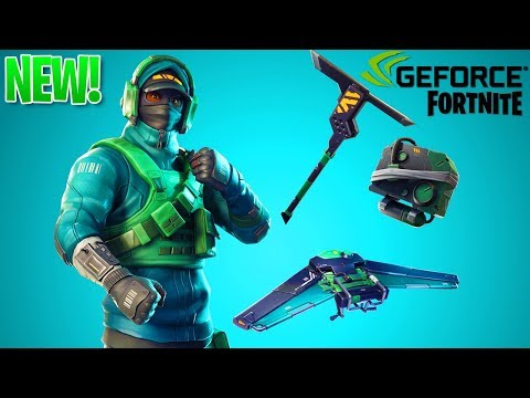 "How To Unlock ""Counterattack"" SKIN BUNDLE in Fortnite Battle Royale! (Geforce Bundle) thumbnail"